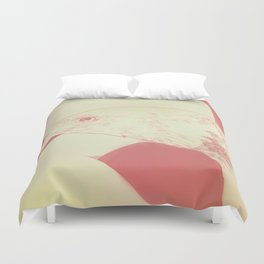 """""""Once I Was an Eagle"""" by Justin Hopkins Duvet Cover"""