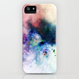 Everything is nothing 17 (therefore it was beautiful) iPhone Case