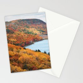 Lake of the Clouds Stationery Cards