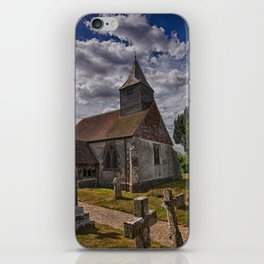 St Bartholomew Chalvington iPhone Skin