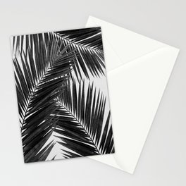 Palm Leaf Black & White III Stationery Cards