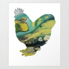cochin Art Print