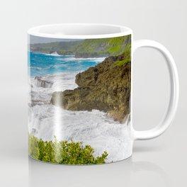6 Feet From the Edge Coffee Mug