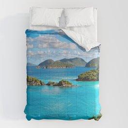 Desktop Wallpapers USA St. John Virgin Islands Nat Comforters