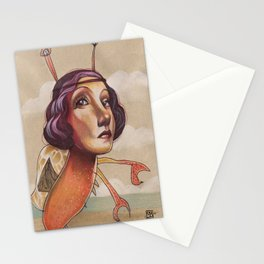 CRABBY Stationery Cards