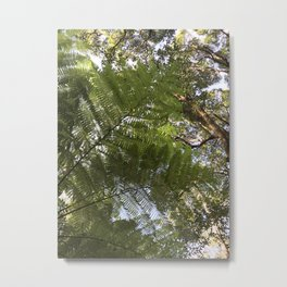 Éclaircie Metal Print