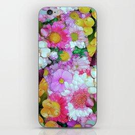 Best Bouquet iPhone Skin