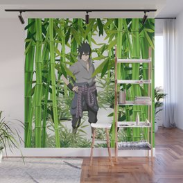 Hero anime 01 Wall Mural