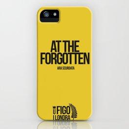 ARA SCURDATA iPhone Case