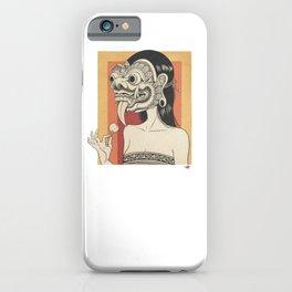 RANGDA LOLIPOP iPhone Case