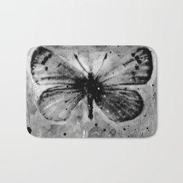 Butterfly Prayers No. 1L by Kathy Morton Stanion Bath Mat