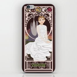 Childlike Empress Nouveau - Neverending Story iPhone Skin
