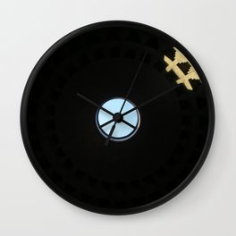 Phanteon Oculus Wall Clock