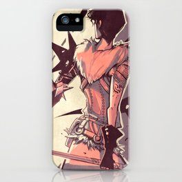 Dragon Age: Marian Hawke iPhone Case