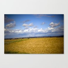 German Countryside Canvas Print