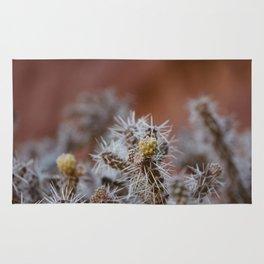 desert flora Rug