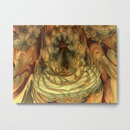 A Kingdom in the Dunes Metal Print