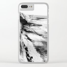 On Edge Clear iPhone Case