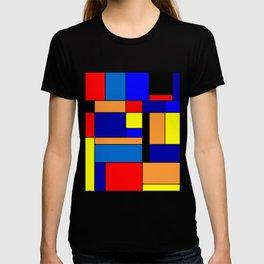 Mondrian #2 T-shirt