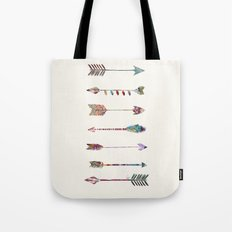 seven arrows Tote Bag