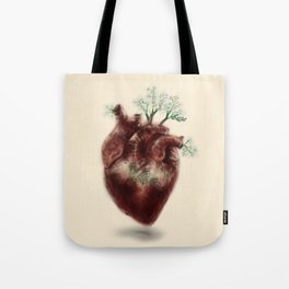 Corazon a Yarrow Tote Bag