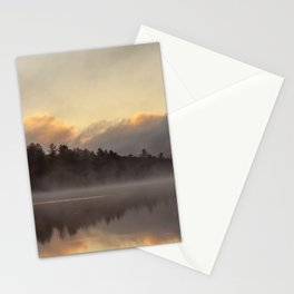 Adirondack sunrise Stationery Cards