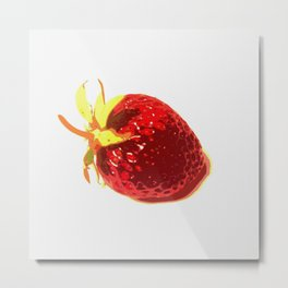 Strawberry - Old Man of the Earth Metal Print