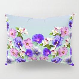 Flowers In My Garden Pillow Sham