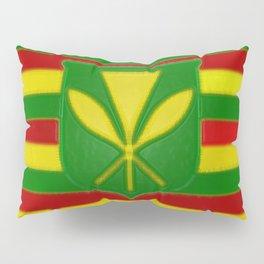 Fancy Flag:  Hawaii Kanaka Maoli Pillow Sham