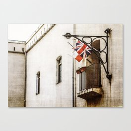 Union Jack Canvas Print