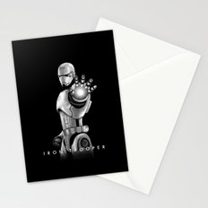 Iron Trooper Stationery Cards