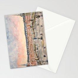 Plaza Mayor de Madrid, Spain Stationery Cards