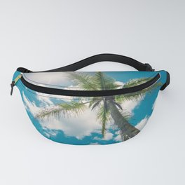 Best Summer Ever - Tropical Palm Trees Fanny Pack