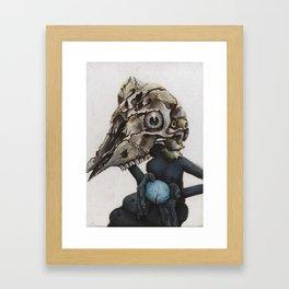 Bone Crusher  Framed Art Print