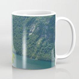 Above Willoughby Lake Coffee Mug