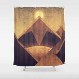 Earth - Mount Everest Shower Curtain