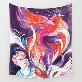 Music Box Wall Tapestry