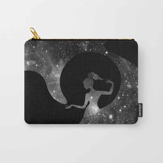 Galaxy From Within BNW Carry-All Pouch