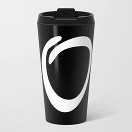 ALPHABET....O Travel Mug