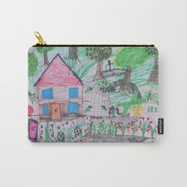 Place of Love, loving the nature - Handmade from Pascal   (A7 B0238) Carry-All Pouch