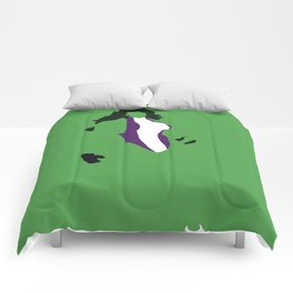 Jennifer Walters Comforters