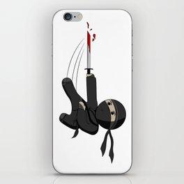 Ninja Swing iPhone Skin