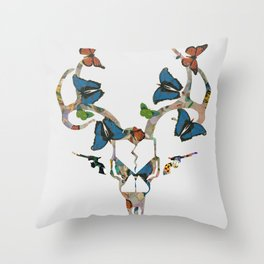 Wilde Love Throw Pillow
