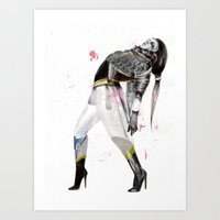 the xx Art Prints featuring xx by Felicia Atanasiu