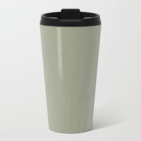 Simply Green Tea Metal Travel Mug