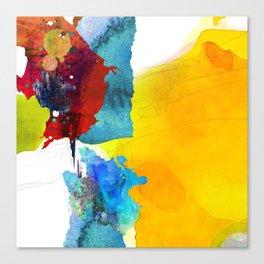 first spring messengers Canvas Print