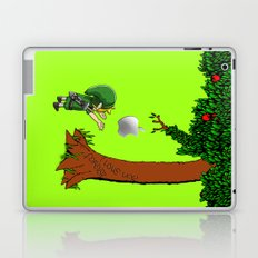 Link Zelda with an apple tree iPhone 4 4s 5 5c, ipod, ipad, pillow case tshirt and mugs Laptop & iPad Skin