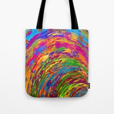 Follow the Rainbow Tote Bag