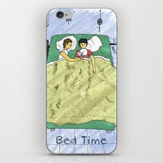 Bed time #2 iPhone & iPod Skin