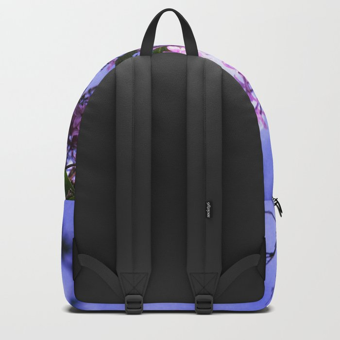 Lilac Sparkle Backpack